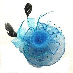 chapeau bibi | canotier | wedding hat | bijou mariage