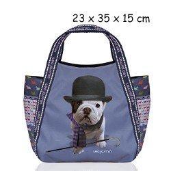 SOLDES TEO JASMIN | achat sac chien | acheter sac bouledogue