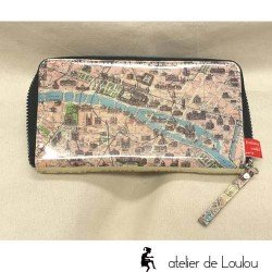 portefeuille pas cher | Paris wallet | porte carte paris