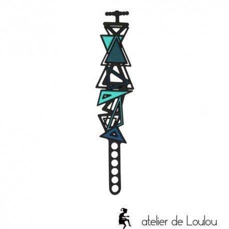 bracelet tatouage | batucada | bijou batucada | bijou multicolore