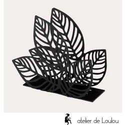 porte serviette design | support table | support serviette | table déco