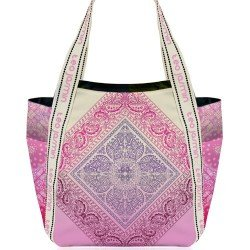 solde téo jasmin | achat sac rose| sac mandala