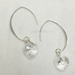 boucles oreilles argent 925| bijou sainte lucie