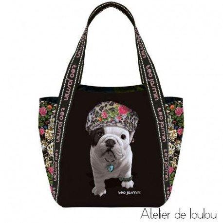 achat sac chien bouledogue