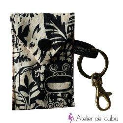 Pochette clé usb | pochette fait main