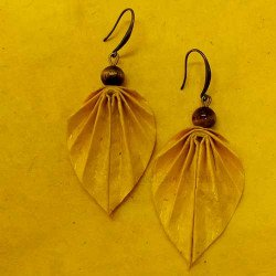 Achat boucles en origami