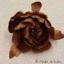 Broche fleur