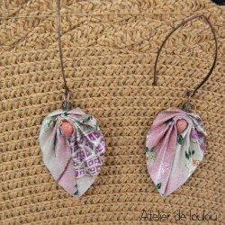 achat bijou en origami