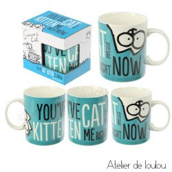 acheter mug simon's cat | achat simon's says cat