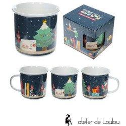 acheter mug lutins Noël