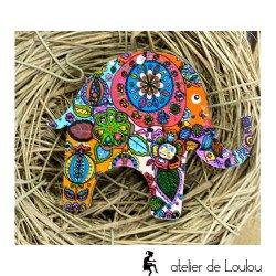 Achat bijou elephant | elefant brooch