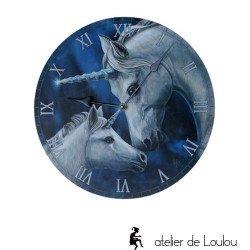 horloge fille | alarm clock unicorn | horloge licornes