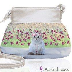 sac chat jasmine   achat sac fille chat