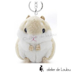 Porte clé hamster | accessoire hamster
