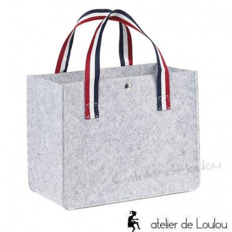 acheter sac français | achat sac en feutrine