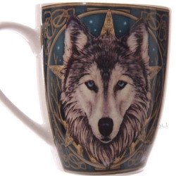 acheter mug indien loup | mug lisa parker