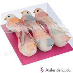 Acheter oiseau décoration | achat oiseaux déco