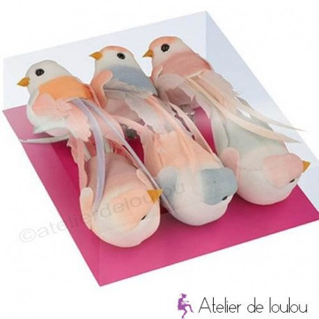 Acheter oiseau décoration   achat oiseaux déco