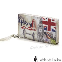 Achat portefeuille Londres | buy london wallet