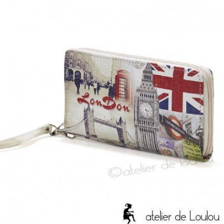 Achat portefeuille Londres | buy london wallet