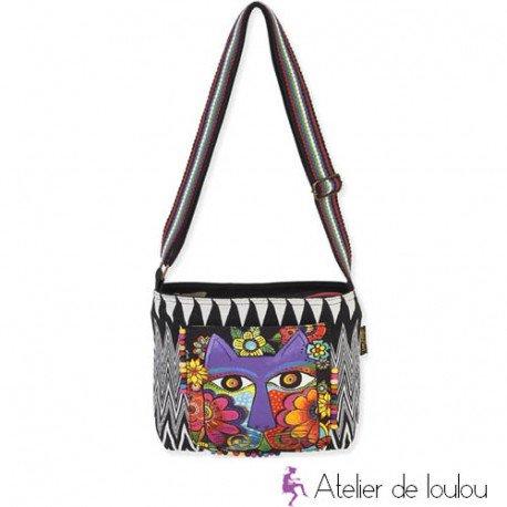 Acheter sac chat | achat sac multicolore