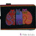 Housse tablette multicolore
