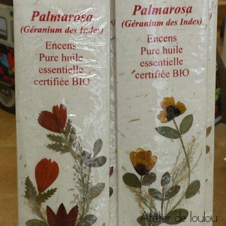 Acheter encens rose des indes | achat encens biologique