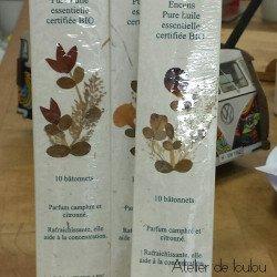 Acheter encens eucalyptus | achat encens biologique