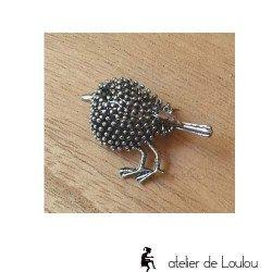 acheter accessoire oiseau | bird brooch | petite broche animal