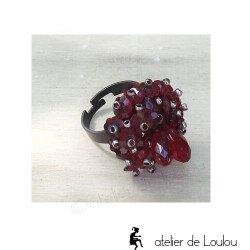 acheter bague perles | achat bijou swarovski