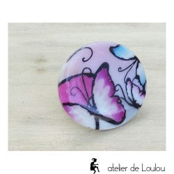 acheter bague papillon | butterfly ring