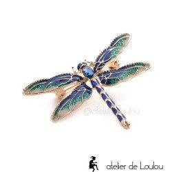 Broche insecte | accessoire libellule