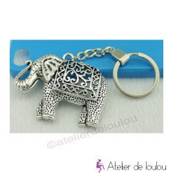 Porte clé éléphant | achat accessoire éléphant