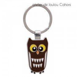Achat porte clé hibou | acheter porte clés chouette