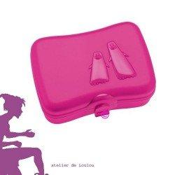boite enfant | boite pour le gouter | boite koziol