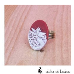 Bijou artisanal | dragonfly jewel