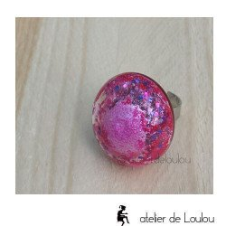 Bague ronde | pinky ring