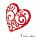 Porte bijou coeur