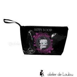 acheter pochette betty boop | pochette noire
