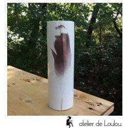 acheter vase plume | soliflore plume