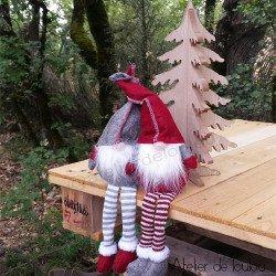 achat gnome | acheter décoration de Noël