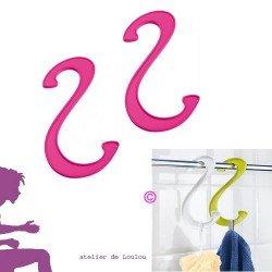 Acheter crochet Koziol | crochet rose