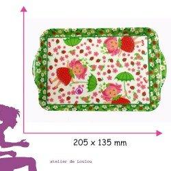 crochets rouges - KOZIOL