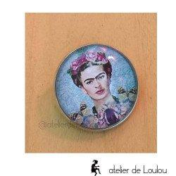 broche Frida Kahlo | accessoire Frida Kahlo
