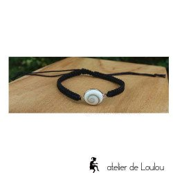 bracelet sainte Lucie réglable | bijou pas cher œil sainte lucie