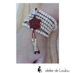 acheter mala pas cher | achat collier bracelet mala perle