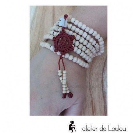acheter mala pas cher   achat collier bracelet mala perle