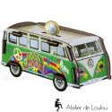 Tirelire combi VW