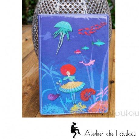 letterbox | petit carnet | carnet voyage
