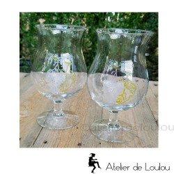 acheter verre vin gravé | verre à vin gravé vigne